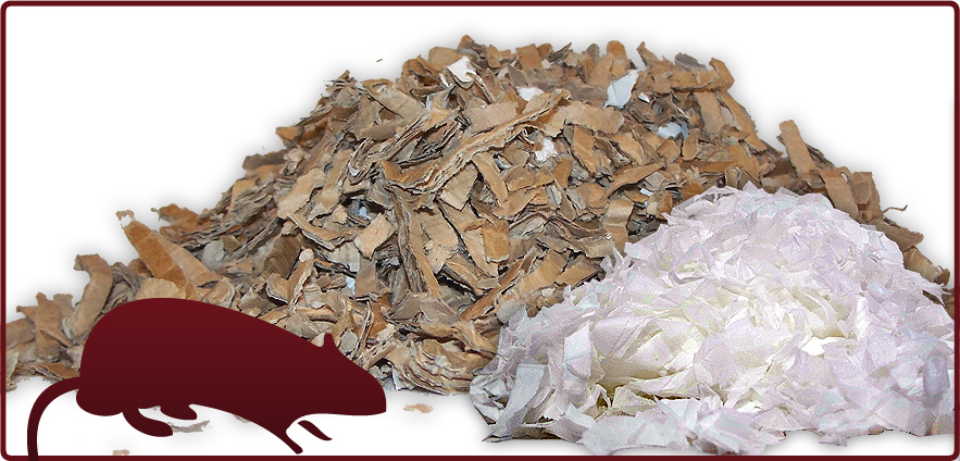 FinaCARD Cardboard Rat Bedding Maxibale + Sofnest Std - Click Image to Close