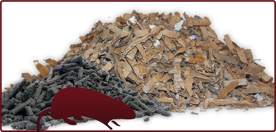 Rat Bedding: FinaCARD Maxibale & 15 Ltrs Papelit Litter Pellets - Click Image to Close